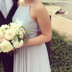 4a9f3d91966 Jenny Yoo Dresses - Jenny Yoo Luca Whisper Blue Size 10 Dress